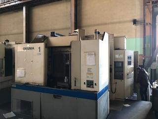 Milling machine Okuma MA 500 HB-0
