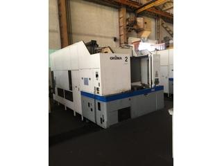 Milling machine Okuma MA 500 HB-2