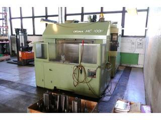Milling machine Okuma MC 400 H, Y.  1991-0