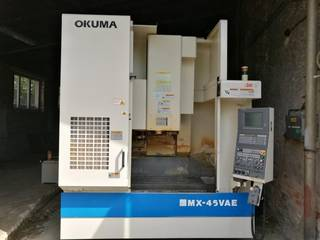 Milling machine Okuma MX - 45 VAE-1
