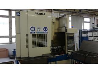 Milling machine Okuma MX 55 VA-0