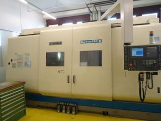 Okuma Mac Turn 350 2 SW