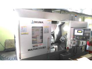 used Okuma Multus B 200 W [1189401050]