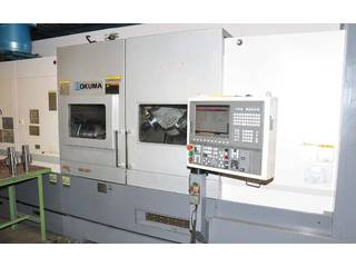 used Okuma Multus B 400 [1557233423]