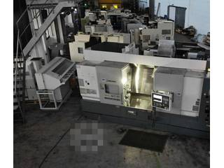 Lathe machine Okuma Multus B 400 W-5
