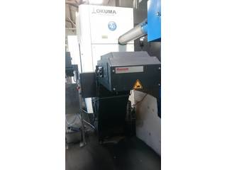 Lathe machine Okuma Multus U4000 1SW 1500-9