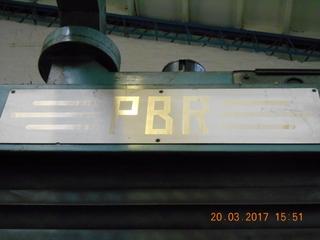 PBR AF 100 CNC Boringmills-7
