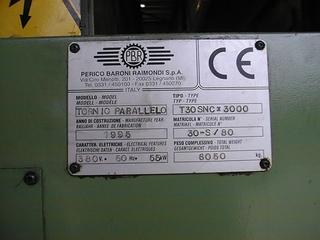 Lathe machine Poreba PBR T 30 SNC x 3000-6