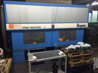 Prima Industrie 3D Rapido 5 Laser Cutting Systems-0