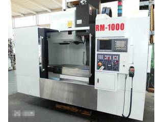 Milling machine Rima (Microcut) RM 1000, Y.  2010-0