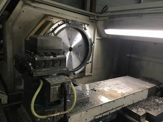 Lathe machine Romi M 1000-3