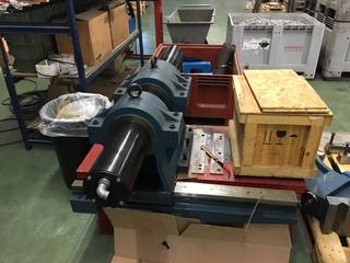 Lathe machine Romi M 1000-8