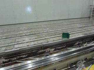 SNK Gantry 3 x head Portal milling machines-1