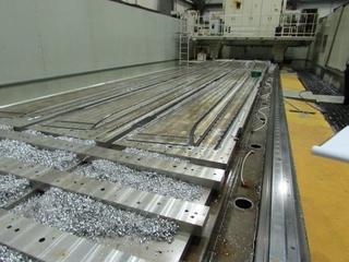 SNK Gantry 3 x head Portal milling machines-2