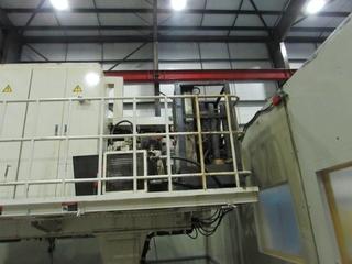 SNK Gantry 3 x head Portal milling machines-4