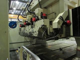 SNK Gantry 3 x head Portal milling machines-7