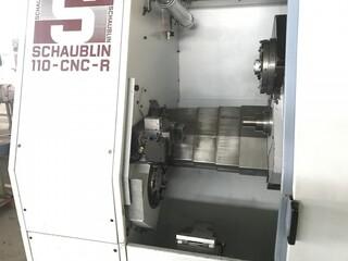 Lathe machine Schaublin 110 CNC R-1
