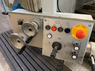 Lathe machine Seiger SLZ 1000 x 2000-12