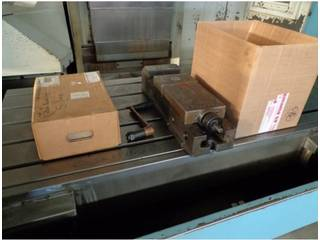 Milling machine Sigma Mission 5 M, Y.  1999-6