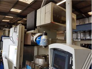 Soraluce TR 35 Bed milling machine-7
