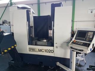 Milling machine Spinner MC 1020, Y.  2003-0
