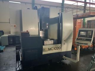 Milling machine Spinner MC 1020, Y.  2003-1