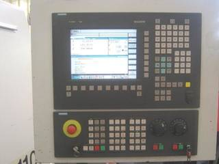 Milling machine Spinner MVC 1100-2