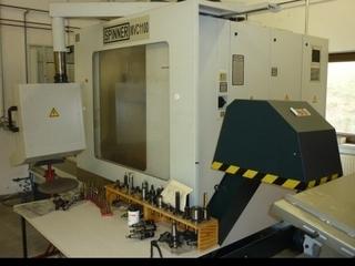 Milling machine Spinner MVC 1100-1