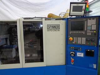 Lathe machine Spinner PD CNC-5
