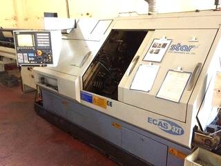 Lathe machine Star Ecas 32 T-0