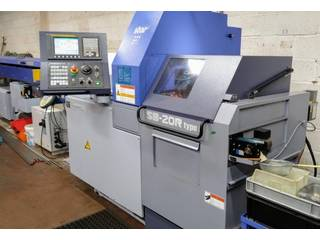 Lathe machine Star SB 20 R type G-0