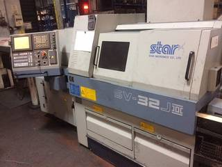 Lathe machine Star SV - 32 J-0