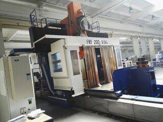 TOS KURIM FRF 200 3.000 x 2.250 x 1.250 Portal milling machines-8