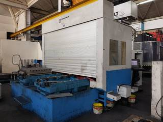 Milling machine TOS KURIM FSQ 100, Y.  2001-0