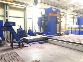 TOS KURIM FU 150 V 3 3.000 x 1.500 x 1.600 Bed milling machine-3