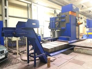 TOS KURIM FU 150 V 3 3.000 x 1.500 x 1.600 Bed milling machine-8