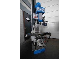 Milling machine ToRen ZX 7550 CW, Y.  2019-1