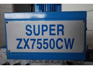 Milling machine ToRen ZX 7550 CW, Y.  2019-2
