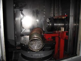 Milling machine Toyoda FH 550 S, Y.  2006-2