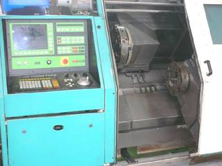 Lathe machine Traub TNS  65 / 80 D-1