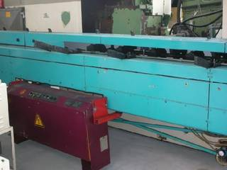 Lathe machine Traub TNS  65 / 80 D-2