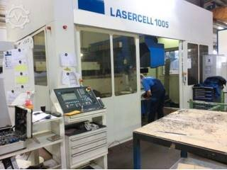 Trumpf Lasercell 1005 (TLC) Laser Cutting Systems-0