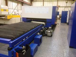 Trumpf TCL 3050 Laser Cutting Systems-2