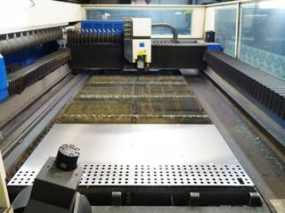 Trumpf TC 3050 6kW (L 15) Laser Cutting Systems-3