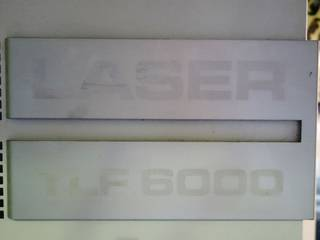 Trumpf TC 3050 6kW (L 15) Laser Cutting Systems-6