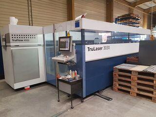 Trumpf TruLaser 3030 Laser Cutting Systems-1