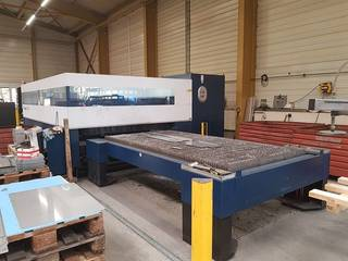 Trumpf TruLaser 3030 Laser Cutting Systems-5