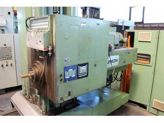 Union BFKF 110 Bed milling machine, Boringmills-9