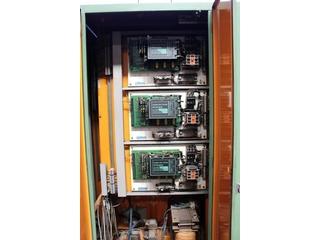 Union BFKF 110 Bed milling machine, Boringmills-10