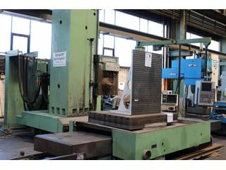 Union BFKF 110 Bed milling machine, Boringmills-1